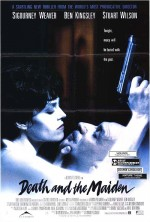 Постер Смерть и девушка, Death and the Maiden