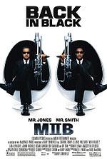 Постер Люди в чорному 2, Men in Black II