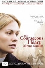Постер Храброе сердце Ирены Сендлер, Courageous Heart of Irena Sendler, The