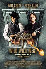 Постер Дикий, дикий запад, Wild Wild West