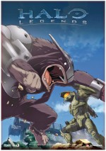 Постер Легенды Halo, Halo Legends
