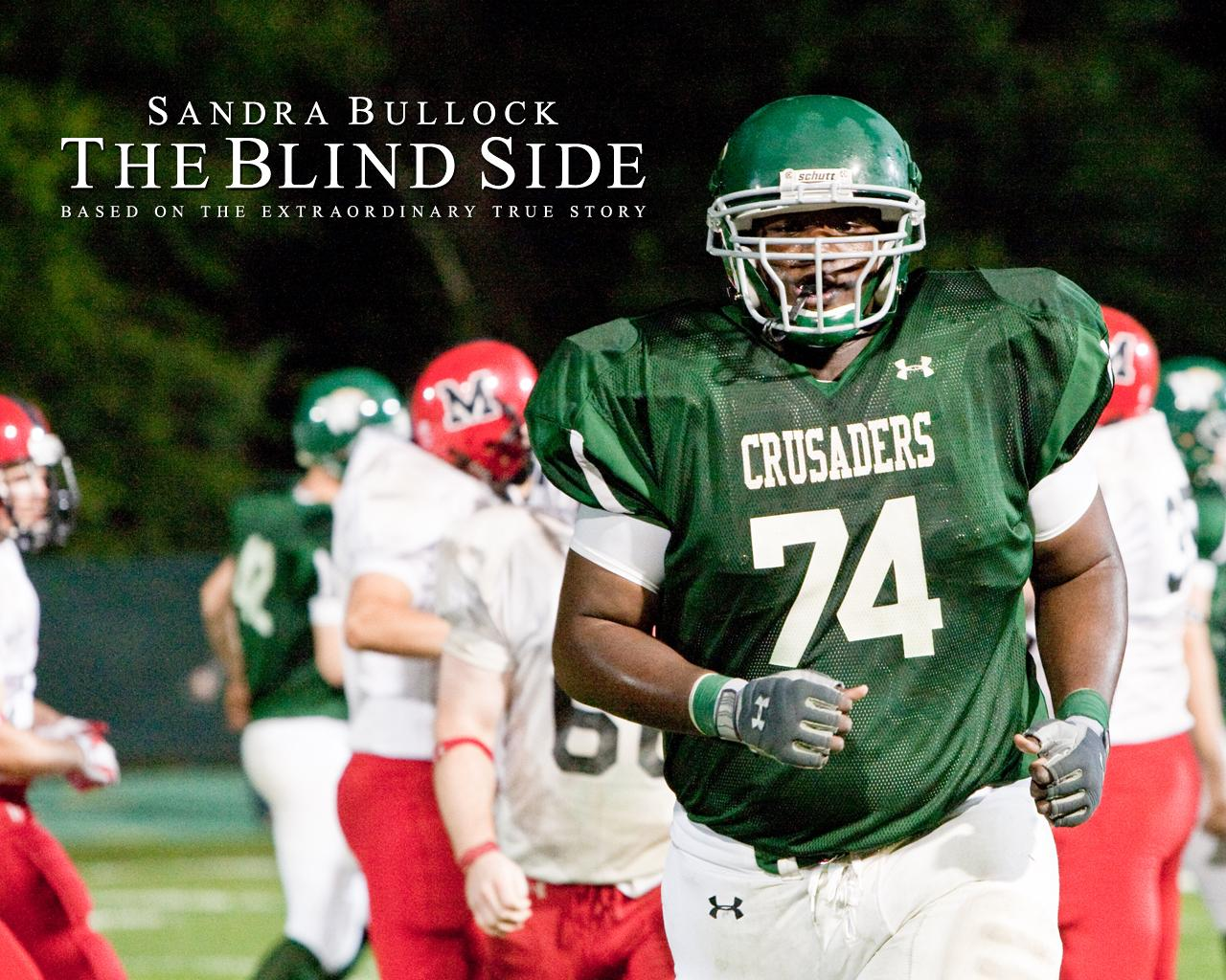 imagery and symbolism in the film the blind side Free darker side papers and virginia as well as his beliefs about the war by use of imagery and symbolism - john lee hancock's film, the blind side.