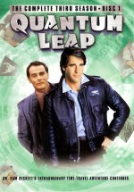 Постер Квантовий стрибок, Quantum Leap