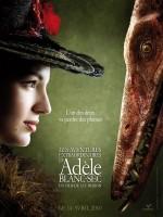 Постер Незвичайні пригоди Аделі Блан-Сек, Les aventures extraordinaires d'Adèle Blanc-Sec