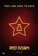 Постер Красный рассвет, Red Dawn