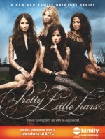 Постер Pretty Little Liars, Pretty Little Liars