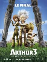 Постер Артур и война миров, Arthur et la guerre des deux mondes