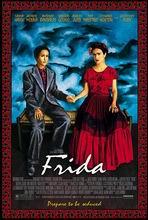 Постер Фрида, Frida