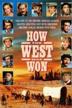 Постер How the West Was Won, How the West Was Won