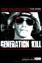 Постер Покоління вбивць, Generation Kill