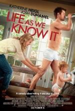 Постер Життя, як воно є, Life as We Know It
