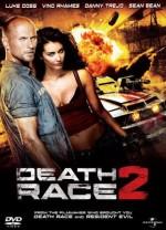 Постер Смертельная гонка: Франкенштейн жив, Death Race 2