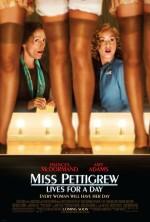 Постер Міс Петтігрю, Miss Pettigrew Lives for a Day