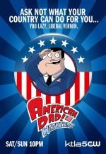 Постер Американський татусь, American Dad!