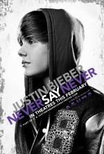 Постер Джастин Бибер: Никогда не говори никогда, Justin Bieber: Never Say Never