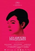 Постер Воображаемая любовь, Les amours imaginaires