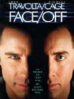 Постер Без лица, Face/Off