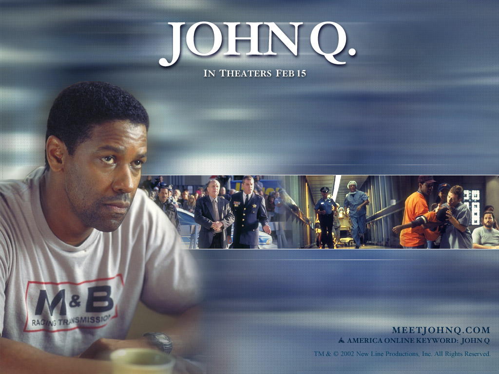 a review of ethical and moral issues in john q a movie by nick cassavetes Elvis mitchell reviews movie john q, directed by nick cassavetes denzel washington film review if arguing won't move insurers, maybe a.