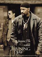 Постер Тренувальний день, Training Day