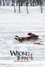 Постер Поворот не туди 4, Wrong Turn 4