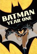 Постер Бетмен: Рік перший, Batman: Year One