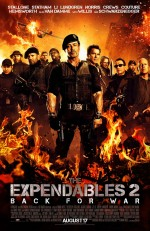 Постер Нестримні 2, Expendables 2, The