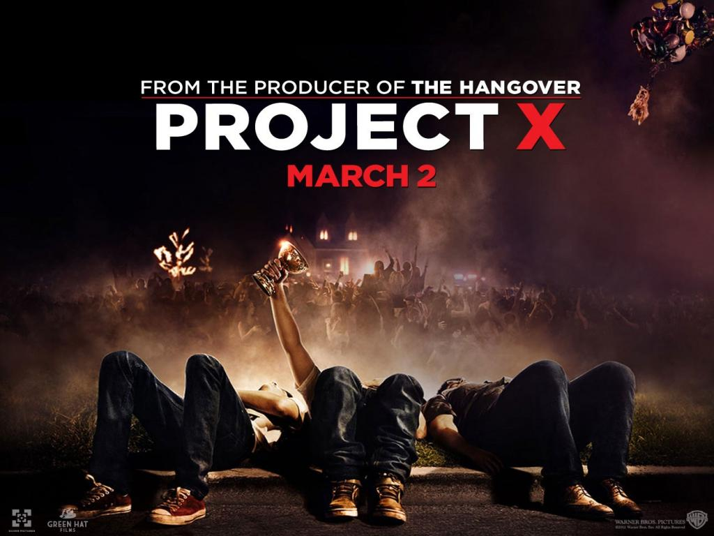 Download Full Movie Project X - XX1