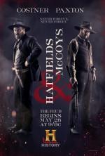 Постер Хетфілди і МакКої, Hatfields & McCoys