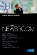 Постер Новости, Newsroom, The