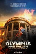 Постер Падение Олимпа, Olympus Has Fallen