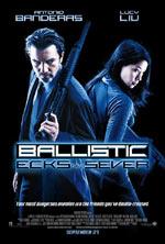 Постер Балістика: Екс проти Сівер, Ballistic: Ecks vs. Sever