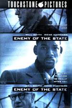 Постер Враг государства, Enemy of the State
