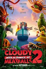 Постер Мінлива хмарність, часом фрикадельки: Помста ГМО, Cloudy 2: Revenge of the Leftovers