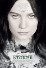 Постер Стокер, Stoker