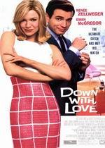 Постер По уши влюблен, Down with Love