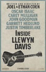 Постер Всередині Льюіна Девіса, Inside Llewyn Davis