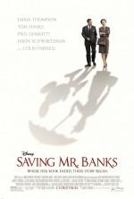 Постер Спасти мистера Бэнкса, Saving Mr. Banks