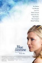 Постер Блакитноока Жасмін, Blue Jasmine