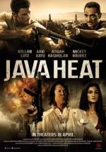 Постер Пылающий остров, Java Heat