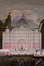 Постер Готель Гранд Будапешт, The Grand Budapest Hotel