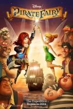Постер Феї: Таємниця Піратського Острова , The Pirate Fairy