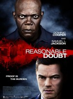 Постер Разумное сомнение, Reasonable Doubt
