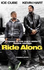Постер Безумный патруль, Ride Along