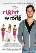 Постер Чужая невеста, The Right Kind of Wrong