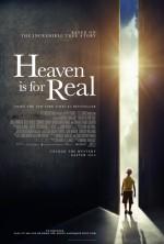 Постер Небеса реальні, Heaven is for Real