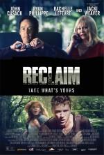 Постер Виправлення, Reclaim