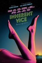 Постер Вроджена вада, Inherent Vice