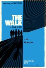Постер Дотянуться до облаков, The Walk