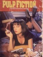 Постер Кримінальне чтиво, Pulp Fiction