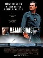 Постер Служители закона, U.S. Marshals